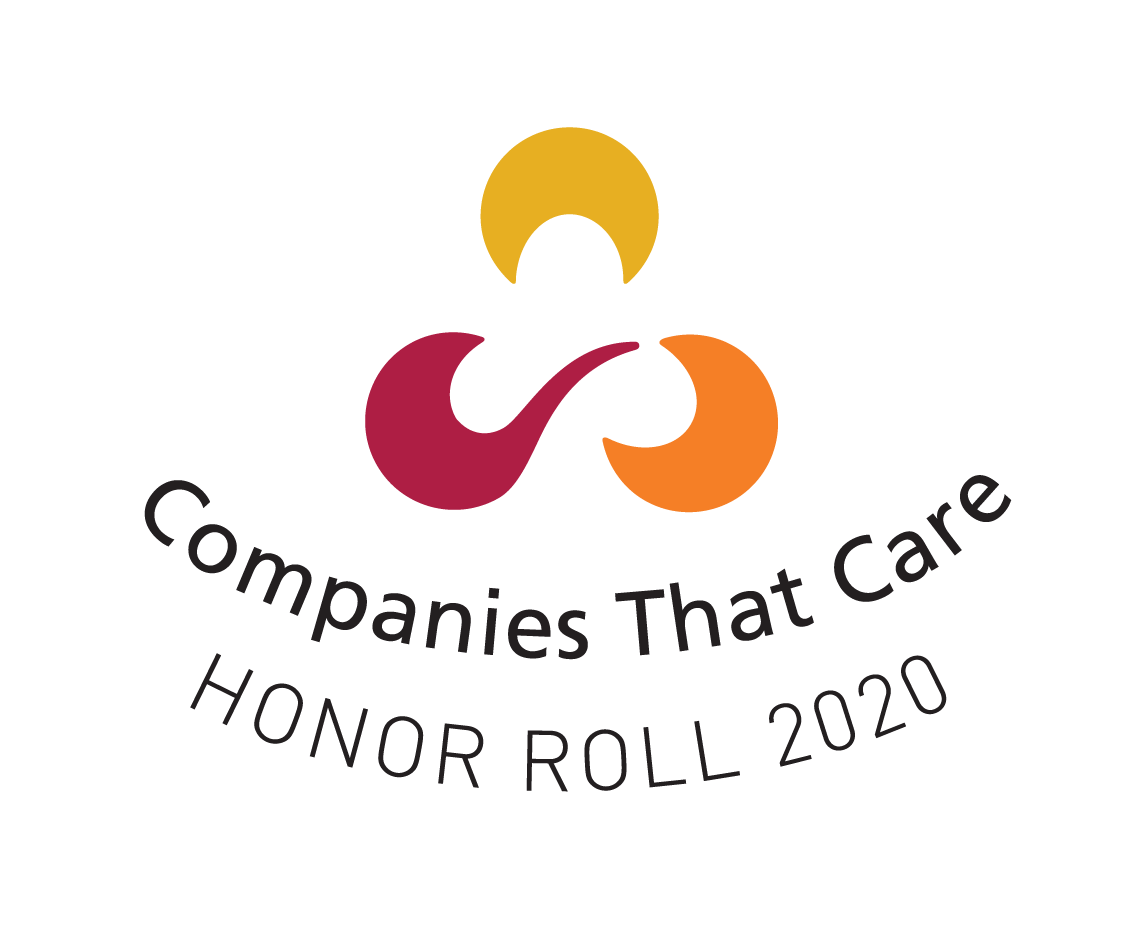 Companies That Care Honor Roll 2020 logo