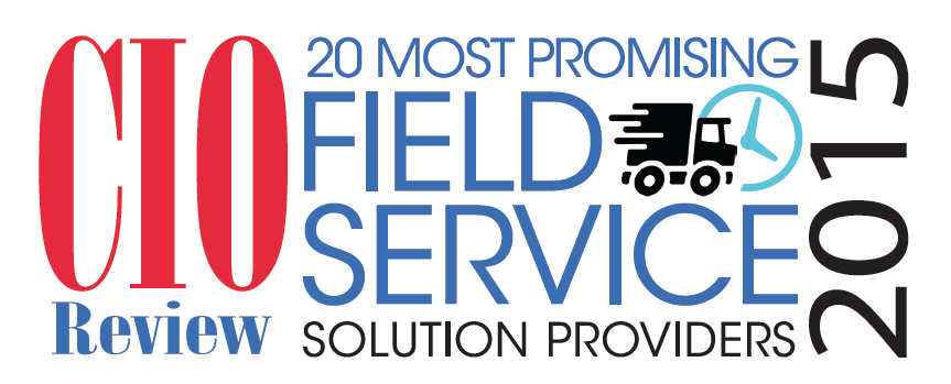 CIO Review 20 Most Promising Field Service Solution Providers 2015